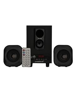 Krisons 2.1 Portable Multimedia Speaker For Home Theatre Use
